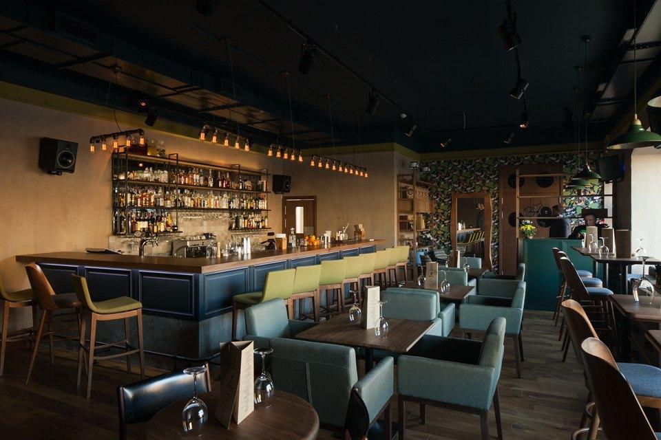 Ресторан-бар Room на Фонтанке. Изображение № 13.