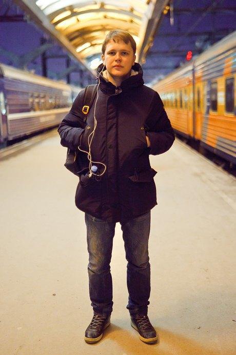 Люди в городе: Последний воскресный поезд Петербург — Москва. Изображение № 8.