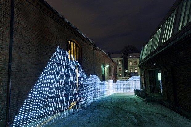 Иностранный опыт: Как световые инсталляции меняют жизнь городов. Изображение № 20.