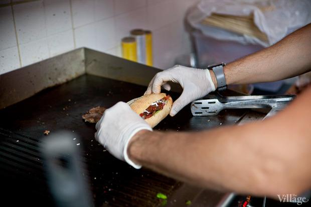 Новое место: Киоск с турецкой уличной едой Meat Рoint. Изображение № 9.