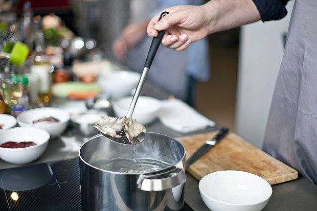 Шеф дома: Грузин и итальянец готовят по рецептам бабушек. Изображение № 59.
