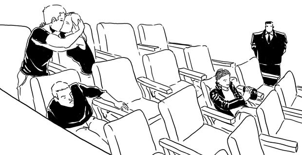 Уборщицу в кинотеатре фото 47-591