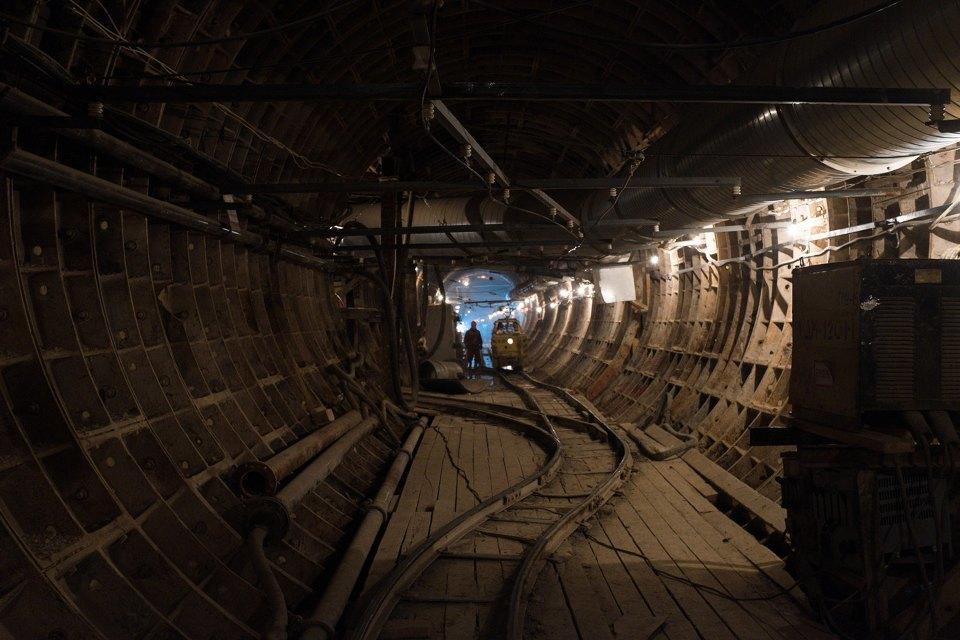 Как строят метро глубокого заложения. Изображение № 15.