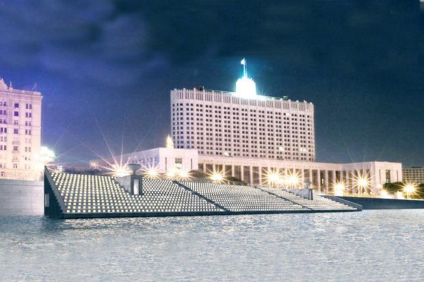 Берега-утопии: Какой могла бы быть Москва-река. Изображение №14.