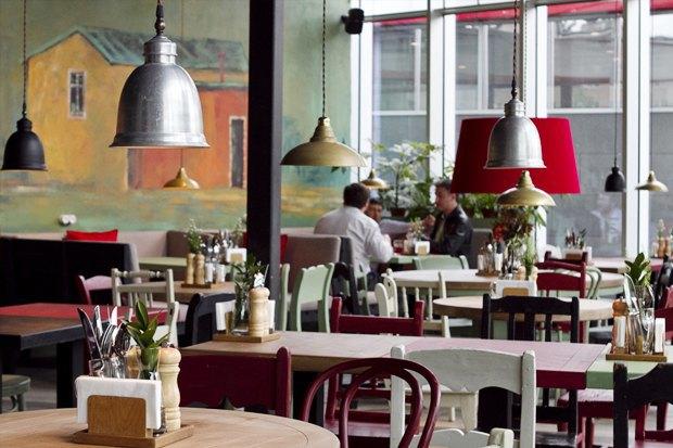 Ресторан Chicha, магазин скрафтовым пивом TheVatagaExpress, кафе «Хачапури» и«Пянсё». Изображение № 5.