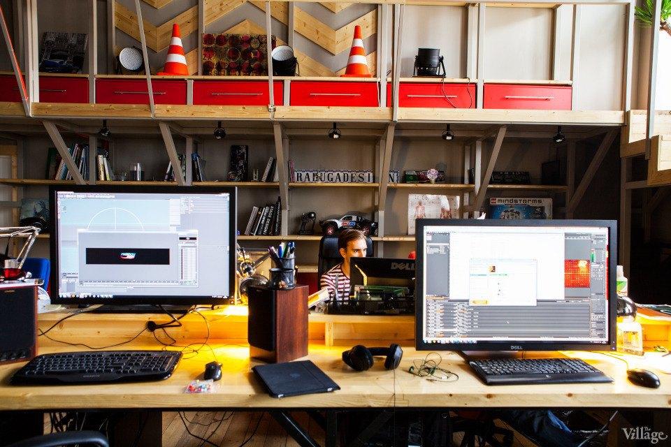 Офис недели (Москва): Radugadesign. Изображение № 16.