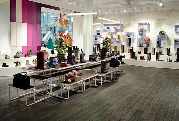В Киеве открылся главный магазин сети Helen Marlen 2. Зображення № 6.