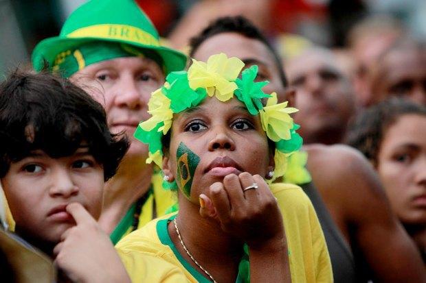 Что происходит в Рио-де-Жанейро во время чемпионата мира по футболу. Изображение № 8.
