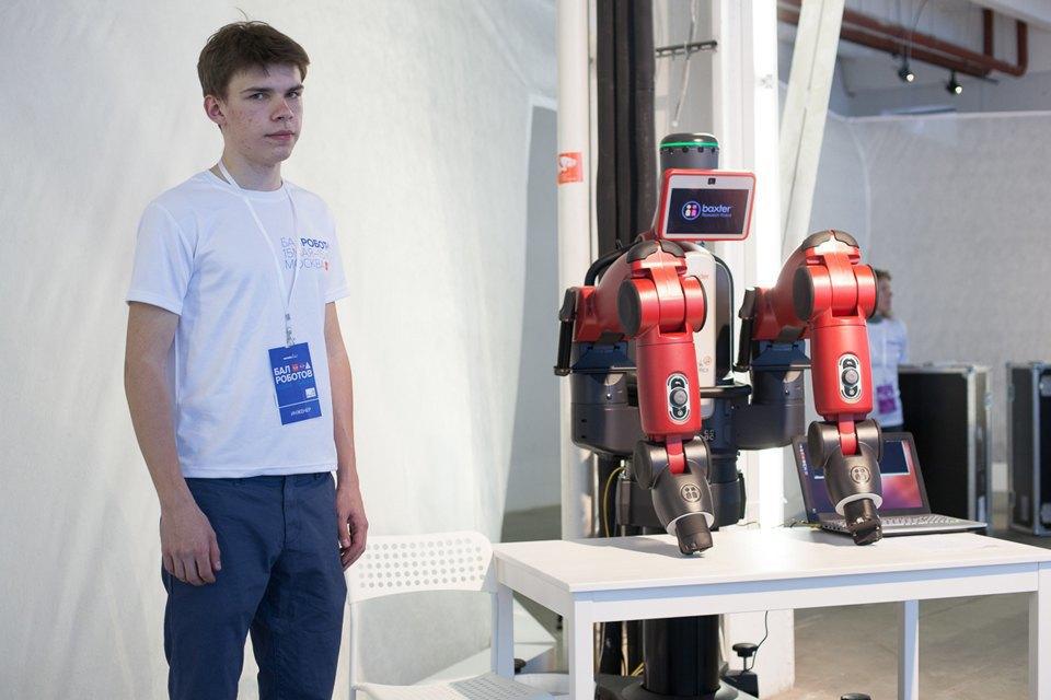 Как выглядит «Бал роботов» наArtplay. Изображение № 10.