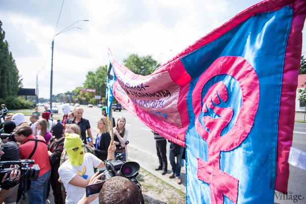 Женский день: Как поддержали Pussy Riot в Киеве. Зображення № 5.