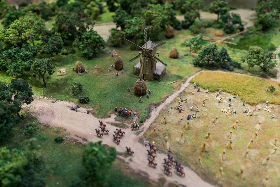 Как выглядит макет исторического Петербурга . Изображение № 3.
