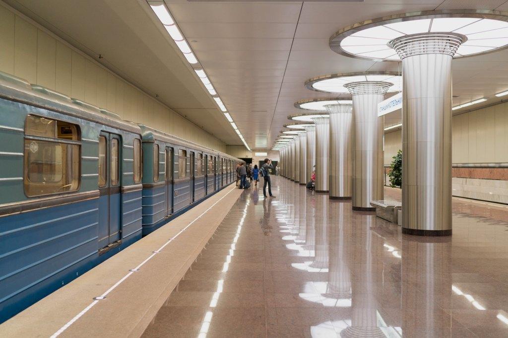 Зонтпэкер изарядка для гаджетов—как устроена станция метро «Котельники». Изображение № 2.