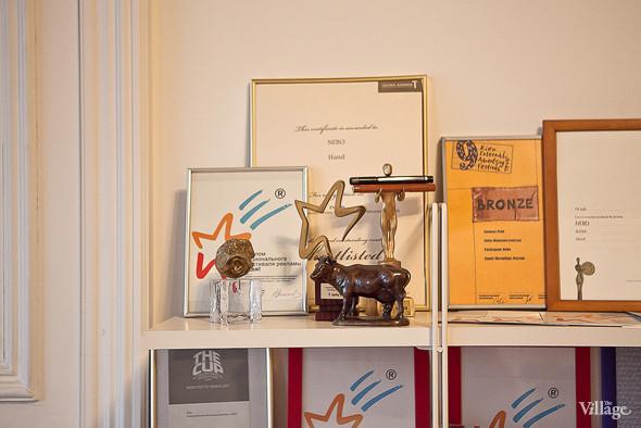 Офис недели (Петербург): Креативное агентство «Небо». Изображение № 23.