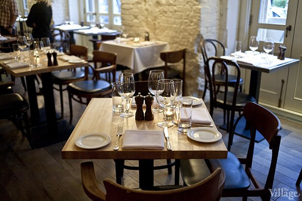 Ресторан ибар Saxon + Parole. Изображение № 5.