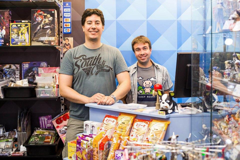 Как два друга-япониста открыли магазин для поклонников аниме. Изображение № 1.