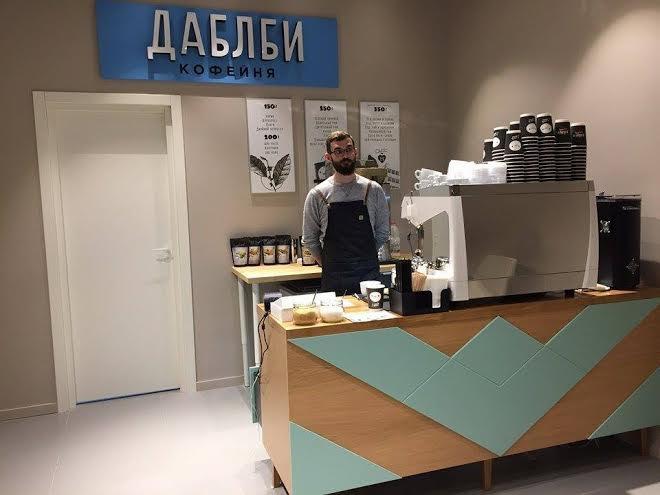 В «Москва-Сити» открылась кофейня Double B. Изображение № 1.