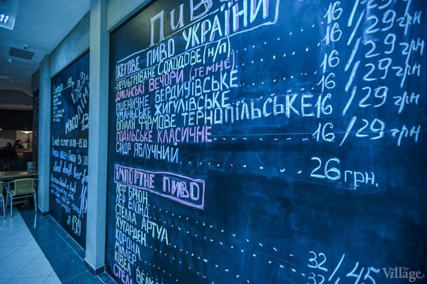 Новое место (Киев): Чураско-бар Pivbar Beer & Beef. Зображення № 23.