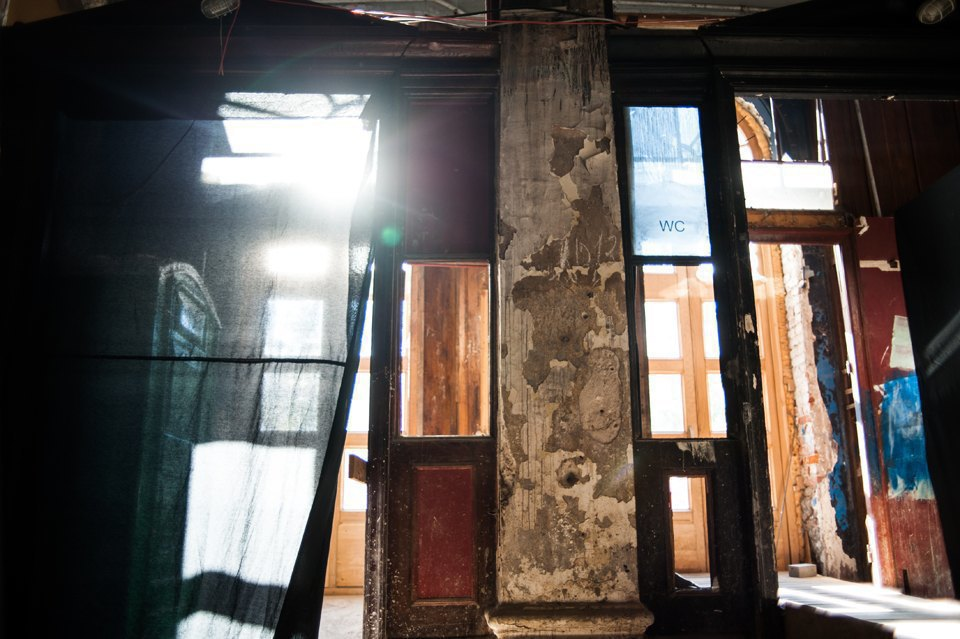 Как лютеранская церковь стала площадкой для современных художников. Изображение № 4.