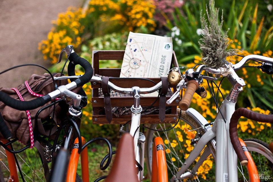 С твидом на город: Участники велопробега Tweed Ride о ретро-вещах. Изображение № 37.
