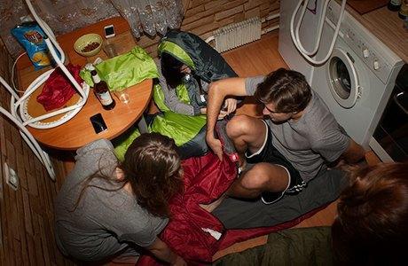 Эксперимент The Village: Каково жить в резиновой квартире. Изображение № 2.