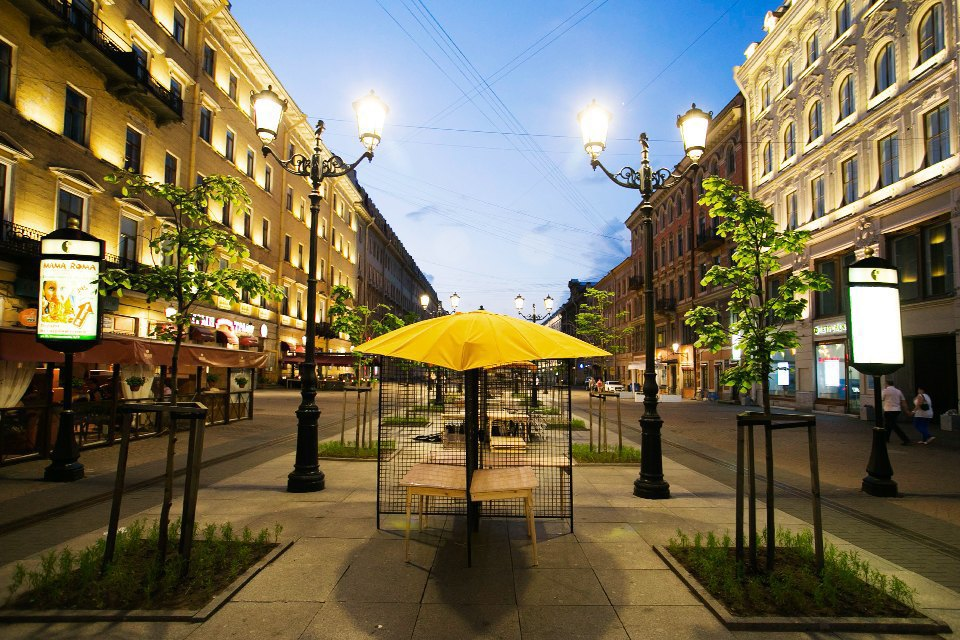 Как уличное освещение может изменить город. Изображение № 2.