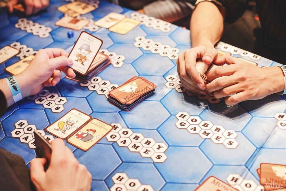 Люди в городе: Посетители фестиваля настольных игр «Игрокон». Изображение № 6.