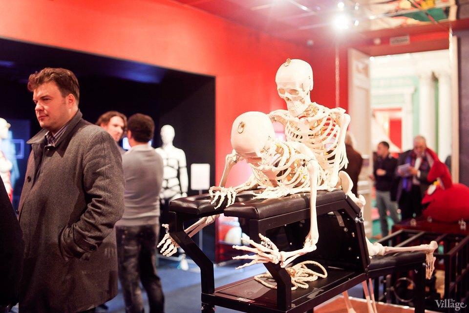 Люди в городе: Первые посетители музея эротики. Изображение № 13.
