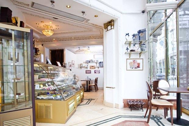 На 1-й Тверской-Ямской открылся шоколадный бутик Debauve & Gallais. Изображение № 1.