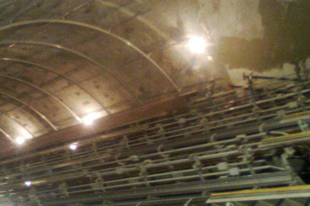 В Сети появились фотографии наземного вестибюля «Спасской». Изображение № 4.