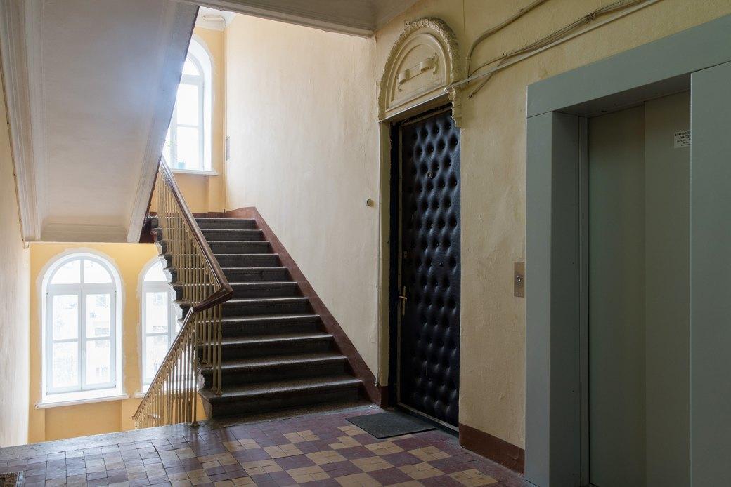 Я живу в «Доме с башенками» уБелорусского вокзала. Изображение № 11.