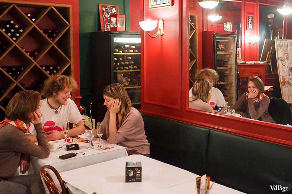От заката до рассвета: 24 места, где можно поесть ночью в Петербурге. Изображение № 2.