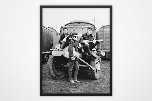 В «М17» открывается выставка фотографий The Beatles . Изображение № 1.