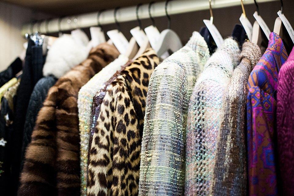 Личная коллекция: Винтажная одежда Алины Лысовой, владелицы магазина. Изображение № 2.