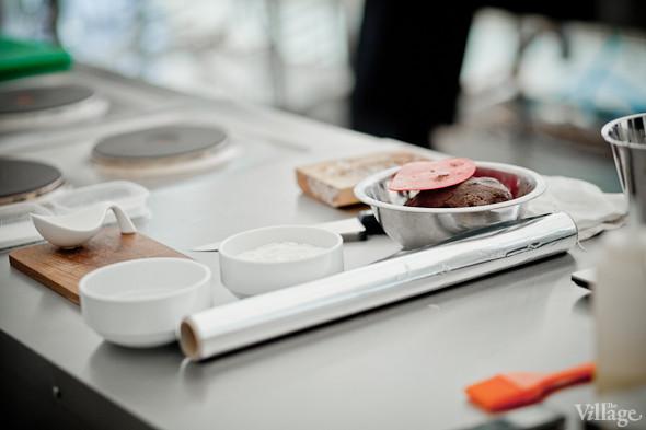 Omnivore Food Festival: Иван Шишкин готовит пеммикан и черемуховые полбяные пряники. Изображение № 24.