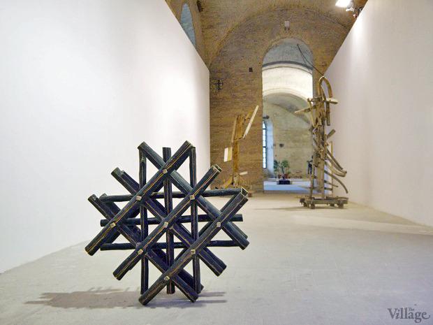 Гид по Большому скульптурному салону — 2012  . Зображення № 22.