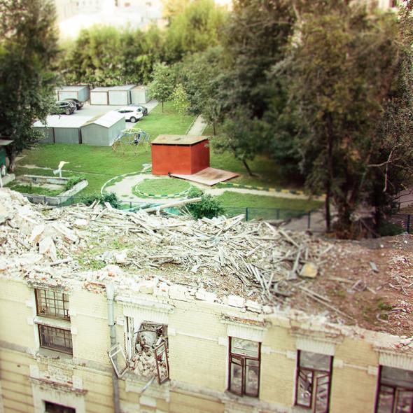 В зоне риска: доходный дом в 6-м Ростовском переулке. Изображение № 11.