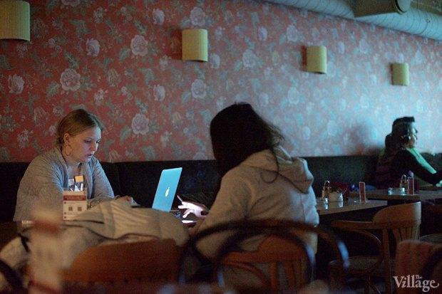 Фоторепортаж: «Сайлент бар» в кафе «Цурцум». Изображение № 7.