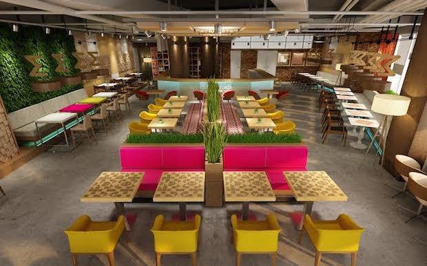 На Цветном бульваре закрывается ресторан Osteria Numero Uno. Изображение № 2.