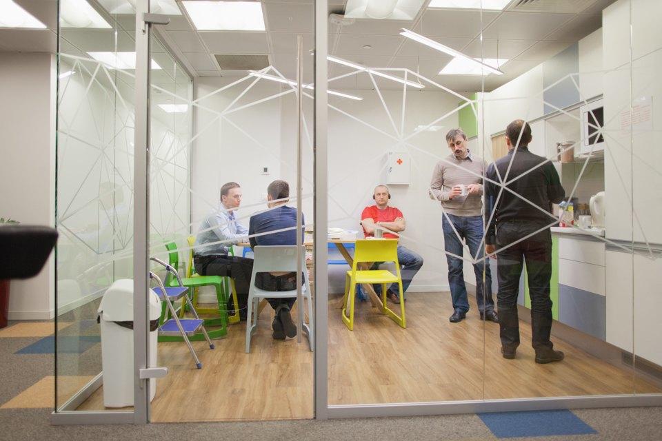 Как работают в SAP. Изображение № 23.