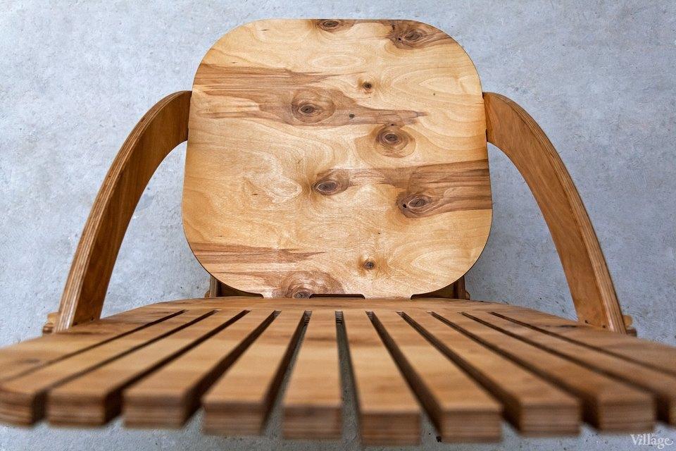 Сделано в Киеве: Мебель HovART Workshop. Изображение № 4.