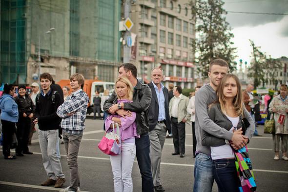 Универсальное поздравление: День города на московских улицах. Изображение № 20.