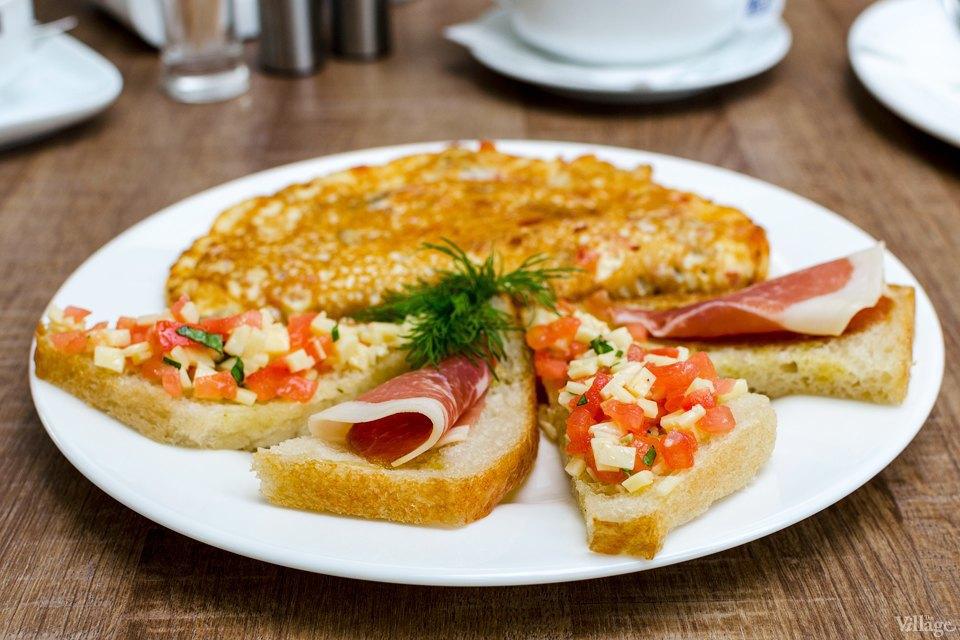 Итальянский завтрак — 55 грн.. Изображение № 42.