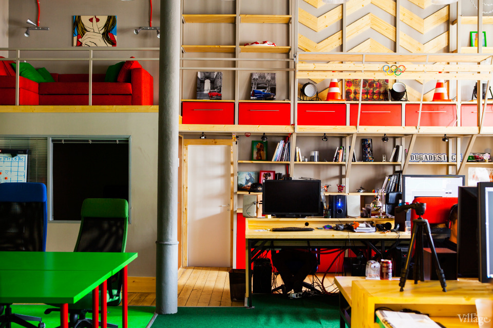 Офис недели (Москва): Radugadesign. Изображение №12.