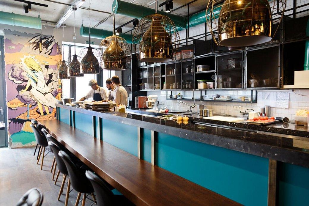 15 Kitchen+Bar. Изображение № 16.