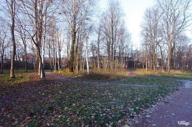 Летний сад в Кронштадте реконструируют. Изображение № 2.