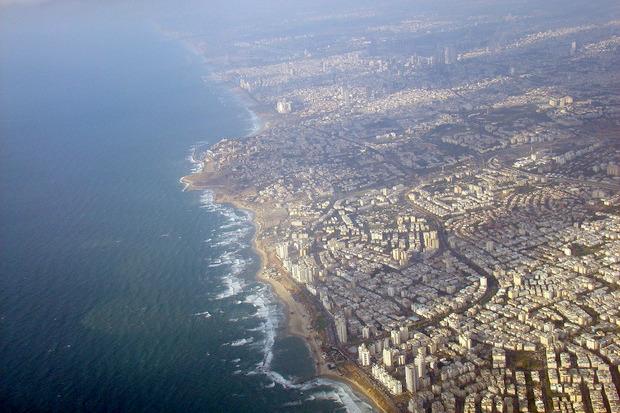 Клуб мэров: Рон Хульдаи, Тель-Авив . Изображение №8.