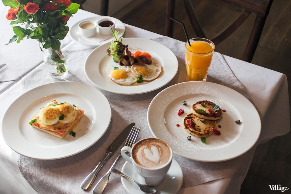 Никогда не поздно:17 мест, где завтракают после полудня. Изображение №13.