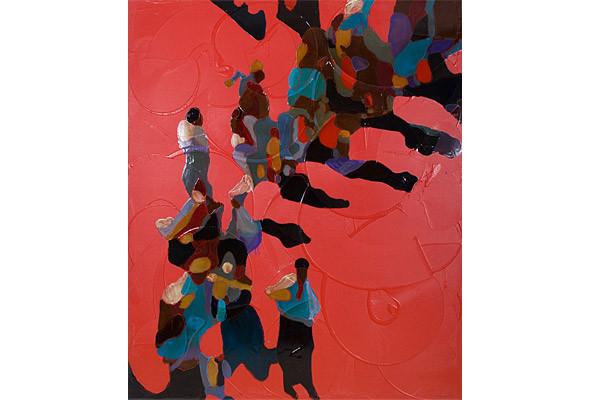 В Киеве пройдет выставка новых работ Оксаны Мась. Зображення № 11.