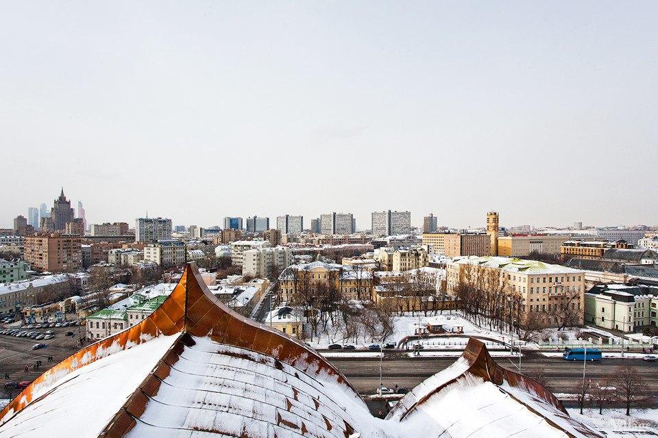 Лучший вид на этот город: 7 смотровых площадок вМоскве. Изображение № 1.