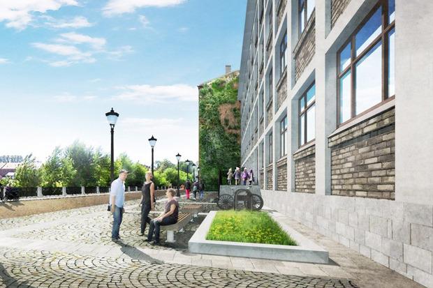 Попали в переделку: 6 проектов квартала вокруг «Новой Голландии». Изображение № 9.